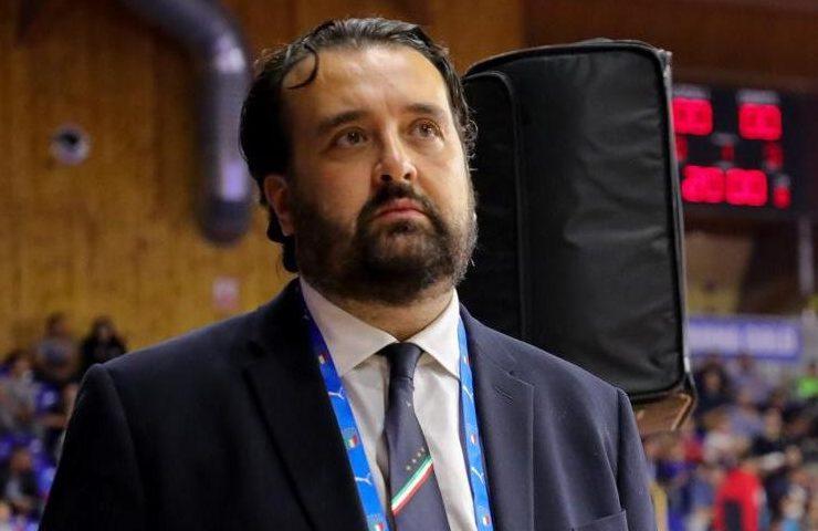 Emergenza sanitaria, la lettera del presidente Montemurro al mondo del futsal - Andrea Montemurro Blog